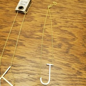Anthropologie necklaces